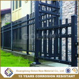 庭の緑の人工的な両掛けの鋼鉄鉄のスクリーニングの庭の塀デザイン