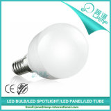 lámpara del bulbo de 240V P45 5W E14 G45 LED