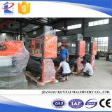 Machine de découpage hydraulique principale de course pour le cuir