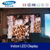 Mit hoher Schreibdichte großer Innenbildschirm LED-P6