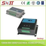 10A au contrôleur solaire de la charge 50A pour le système d'alimentation solaire