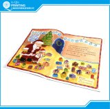 Livre pour enfant estampé avec le grippement d'agrafe