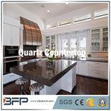 Granito Polished, mármore, quartzo para a bancada da cozinha no projeto Home