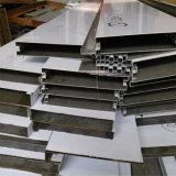Уравновешивание плитки металла строительных материалов загоняет размер и цвет в угол канала нержавеющей стали u изготовленный на заказ