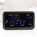[Ganxin] горячее сбывание! Переключите цифровые часы календара управления СИД для подарка промотирования
