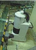 Aspirateur industriel de couleur blanche pour l'usine de l'électronique