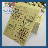 Papiermarken für Socken-Preise