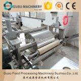 SGS Cetified Snack Food Gusu granola barra de caramelo que forma la máquina de corte