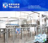 Máquina de rellenar automática modificada para requisitos particulares del agua de botella/agua alcalina que hace la máquina
