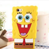 аргументы за iPhone6 силикона Spongebob Squarepants шаржа 3D