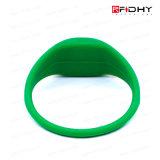 Wristband sin contacto del control de acceso de la tarjeta con las varias virutas disponibles