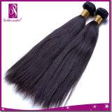 Cheveux normaux professionnels Yaki de beauté directement