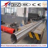 Pipe soudée d'acier inoxydable d'ASTM 304 pour la décoration et la construction