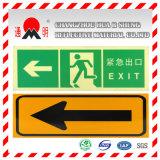 표시를 인도하는 도로 교통 표지를 위한 기술설계 급료 사려깊은 시트를 까는 물자