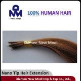 De geschikte Nano Uitbreiding van het Menselijke Haar van het Uiteinde