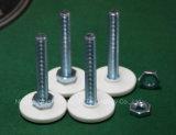 ホームM10家具及び装置のフィートのパッドの締める物のためのボルトRubber/ABS/PEヘッド及びナット