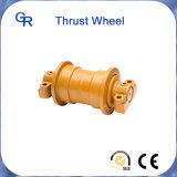 Hitachi parte Ex60--1 mini roda da pressão da máquina escavadora