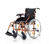 Алюминиевая облегченная кресло-коляска, многофункционально и складно в инвалидности (AL-001H)