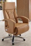 고품질 사무실 전기 가죽 Recliner 의자 (HF-GN1605D)