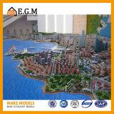지역 계획 모형을%s 고품질 아BS 모형은 또는 건물 모형 또는 모형 모형 주문을 받아서 만들고 또는 전람