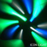 De nieuwe LEIDENE 16X3w RGBW Lichten van het Effect voor Club