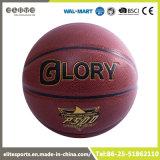 Het officiële Butyl Blaas Gelamineerde Basketbal van de Gelijke