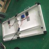 120W 12V que dobra o painel solar com suporte e controlador (IK-FSP-120W-1)