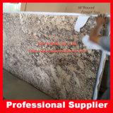 Dessus de vanité de dessus de Tableau de dessus de banc de Worktop de partie supérieure du comptoir de cuisine de granit