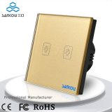 EU 220V/50~60Hz касатьется переключателям касания переключателя электрическим для стены Switch1 окна света мебели