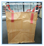 Saco tecido volume de sal dos PP de 1 tonelada para o empacotamento da construção