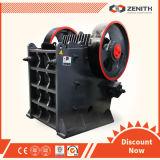 Kiefer-Zerkleinerungsmaschine des Basalt-50-650tph mit Qualität