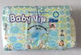 Couche-culotte somnolente de bébé de modèle coloré neuf de carton remplaçable pour le bébé