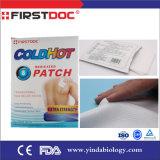 Intonaco di dolore alla schiena dei prodotti di sanità di vendita/zona caldi rilievo di dolore