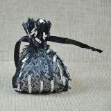 Metallischer Schein-Diamant-Nettobeutel