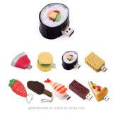 Еда шаржа цветастая Раскрывать-Конструирует привод вспышки USB