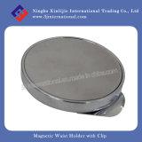 Clip magnético del metal con la capa del polvo