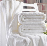 Sales caldo White Color Towel per Hotel (DPFT8029)