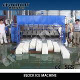 Sistema industriale della salamoia del creatore del ghiaccio in pani