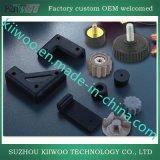 Peças de metal personalizadas da borracha de silicone