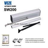 Дверь качания Veze алюминиевая автоматическая для коммерческого использования