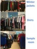 Revestimento de Softshell da forma das mulheres, Sportswear do inverno