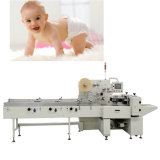 Trial Packのための自動Baby Diaper Paper Packing Machine