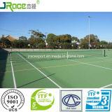 Превосходная буферность резвится настил для теннисного корта
