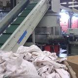 Sj160 scelgono l'espulsione della vite per i fiocchi della pellicola del PE dei pp che riciclano la macchina di pelletizzazione