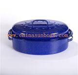 Dispositivo de cozinha do Kitchenware/do potenciômetro do estoque do Kitchenware do fogão do Roaster do esmalte de Sunboat