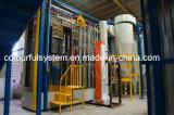 Vertikales Aluminium erstellt Puder-Mischgutanlage ein Profil