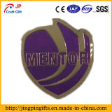 Sale caliente Soft Enamel Metal Name Badge con Custom Shape
