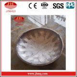 O telhado de alumínio perfilado da placa apainela o alumínio da folha (Jh130)