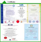 Alemania Tecnología seco libre de aceite del compresor de aire de tornillo (CE & ISO)