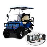 Chariot à golf avec des erreurs de golf avec l'hybride Del2022D2z